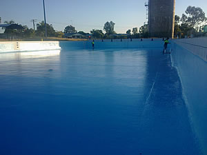 Concrete Swimming Pool Repairs Melbourne