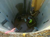 Concrete Water Tank Repairs 1